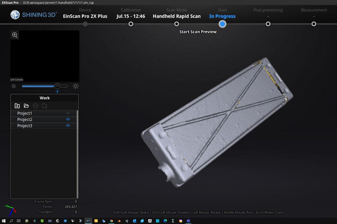 3D Scan Software | Vormz 3D Scan Service Nederland