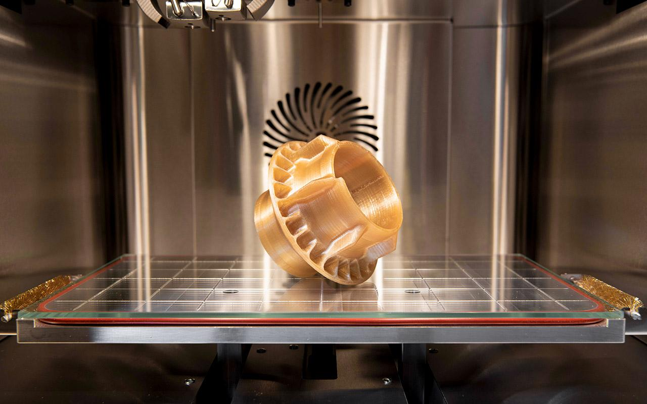 3D printen met Ultra FDM